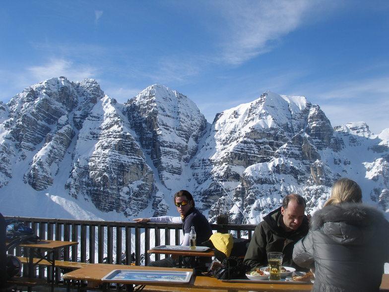 Schlick 2000, Stubai Glacier