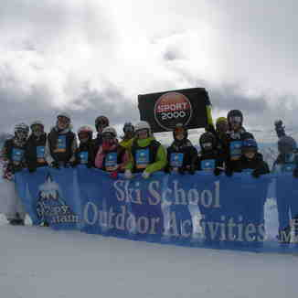 Happy Mountain Ski School, Stubai Glacier