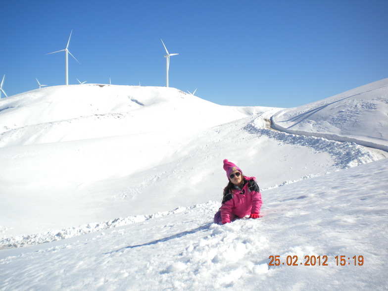panaxaiko, Kalavryta Ski Resort