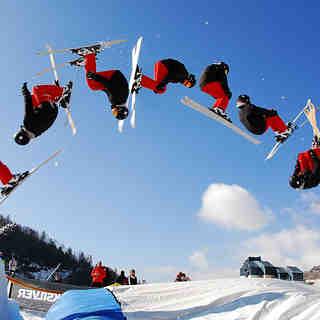 Jump AirBag2, Gourette