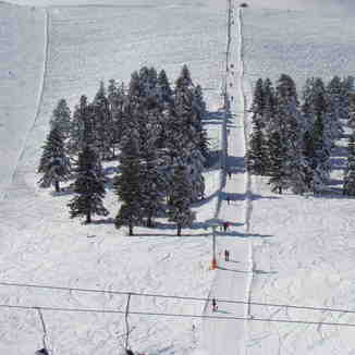 LETS GO FOR SKIING, Kalavryta Ski Resort