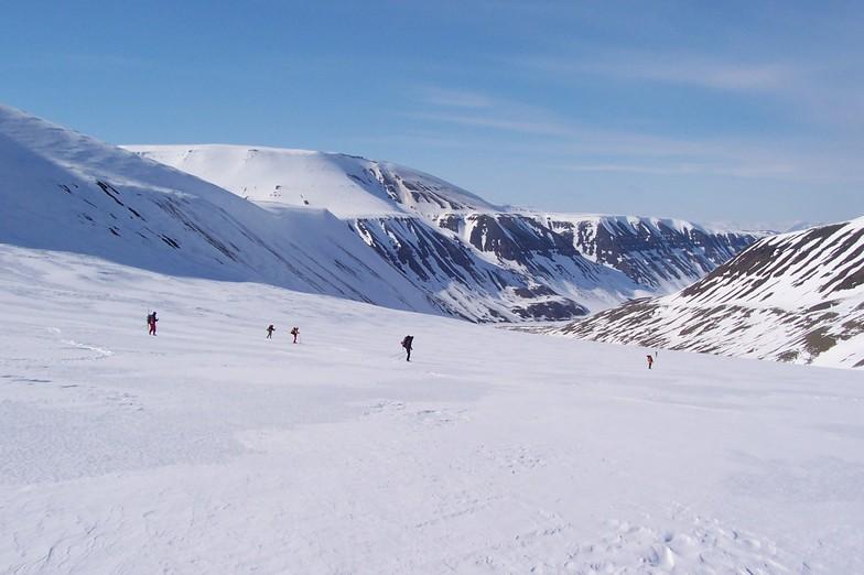 rieperbreen, spitsbergen 80 degrees north