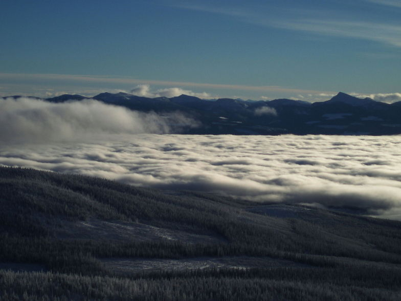 Monashees Above The Mist, CMH Monashees