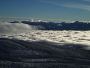 Monashees Above The Mist, CMH Monashees photo