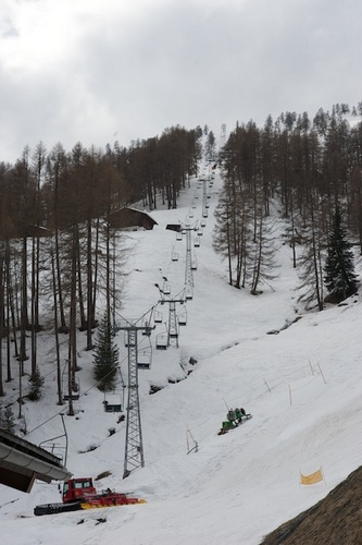 Vichères-Liddes Ski Resort by: Chris Patient