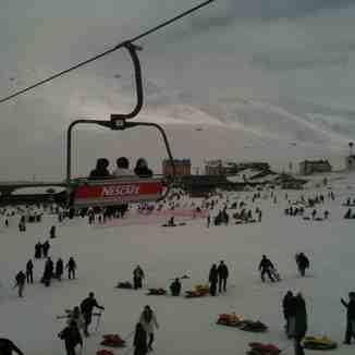 ERCİYES, Erciyes Ski Resort