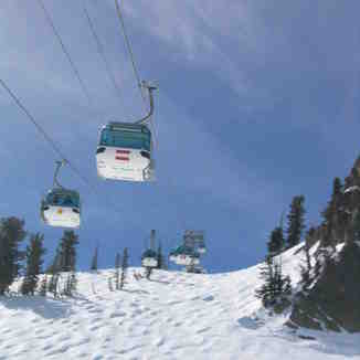 Under the Gondola @ Snowbasin
