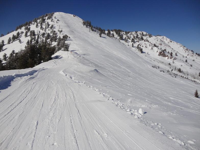 James Peak, Powder Mountain