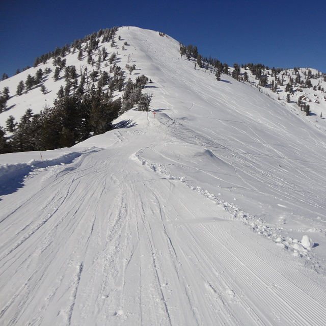 James Peak, Powder Mountain