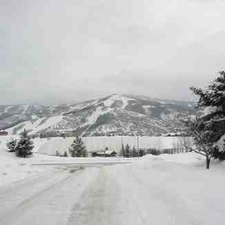 Steamboat Springs in January 04