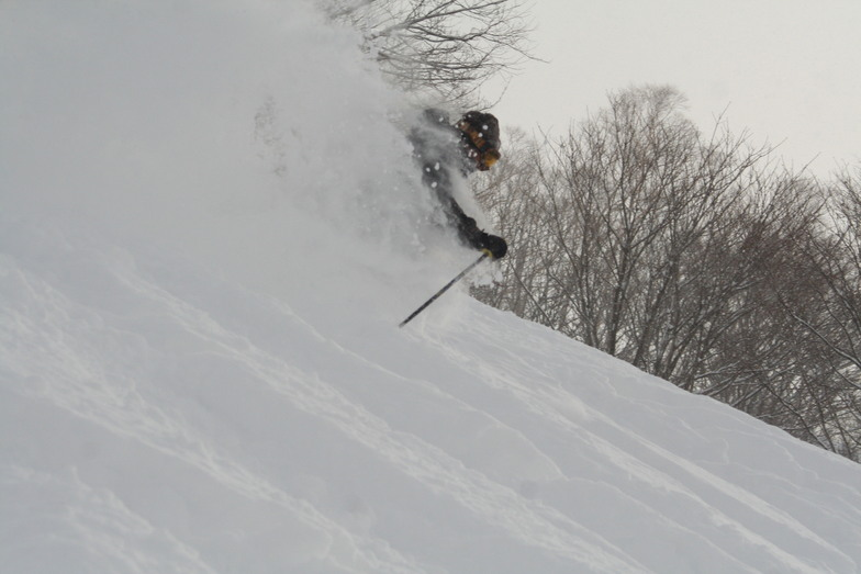 Winghills Shirotori Resort snow
