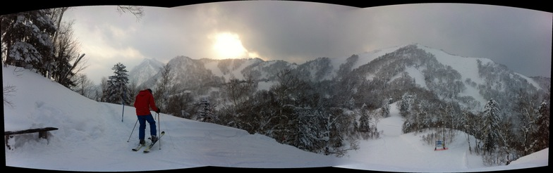 last one of the day., Furano