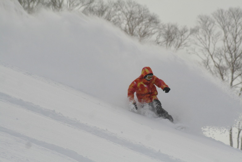 POWDER RUSH!10, Winghills Shirotori Resort