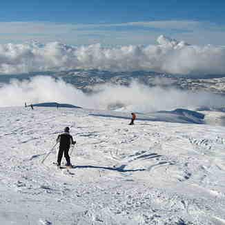 Breath taking view - Faux Mzaar, Mzaar Ski Resort
