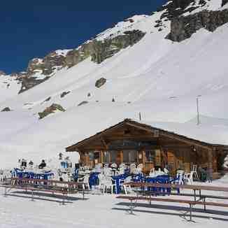 Restaurant La Rousette, Arolla