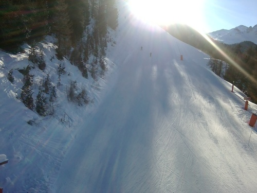 La Norma Ski Resort by: Ray