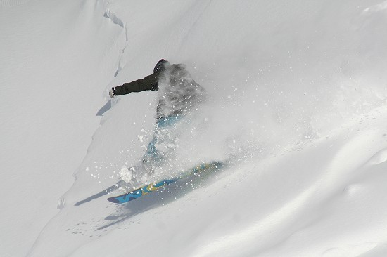 POWDER RUSH!12, Winghills Shirotori Resort