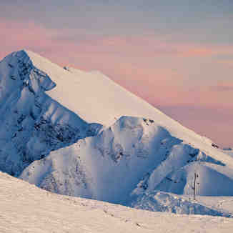 Gorizont slope, Ober Khutor, Rosa Khutor Alpine Resort