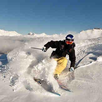 Egor Sorokin, Rosa Khutor pro-rider, Rosa Khutor Alpine Resort