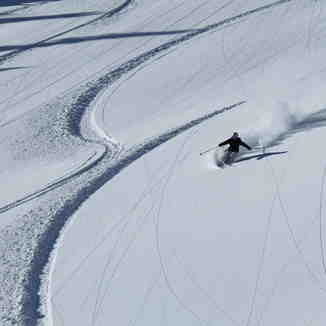Heli skiing in Idaho, Jackson Hole
