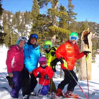 Great skiing trip!!, Heavenly