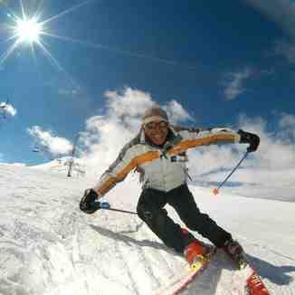 veysel değirmenci, Erciyes Ski Resort