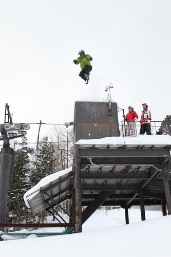 Hoshino Resorts Tomamu Ski Resort by: Dave Morris