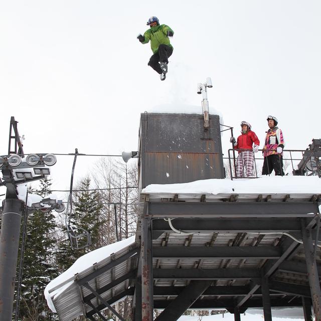 Its not always about the skiing!, Hoshino Resorts Tomamu