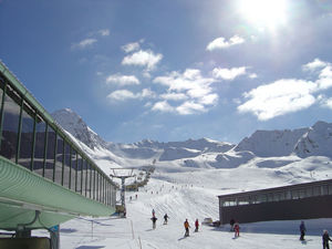 Hochgurgl March 2006, Obergurgl photo