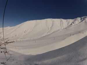 Bozdag from teleski GoPro version photo
