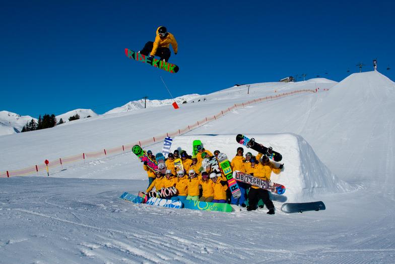 Hotzone team 2012, Gerlos