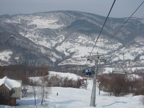 Krasiya Ski Resort by: Mykhaylo Sorokivskyy