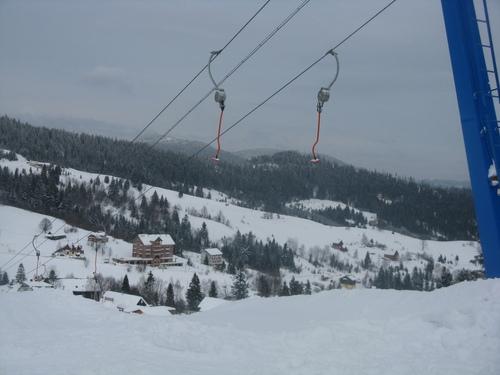 Oryavchik Ski Resort by: Mykhaylo Sorokivskyy