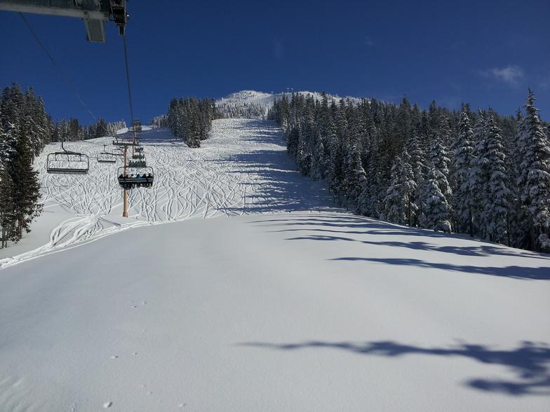 Mount Washington - 72 cm fresh powder