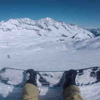 My Favourite View, Stubai Glacier