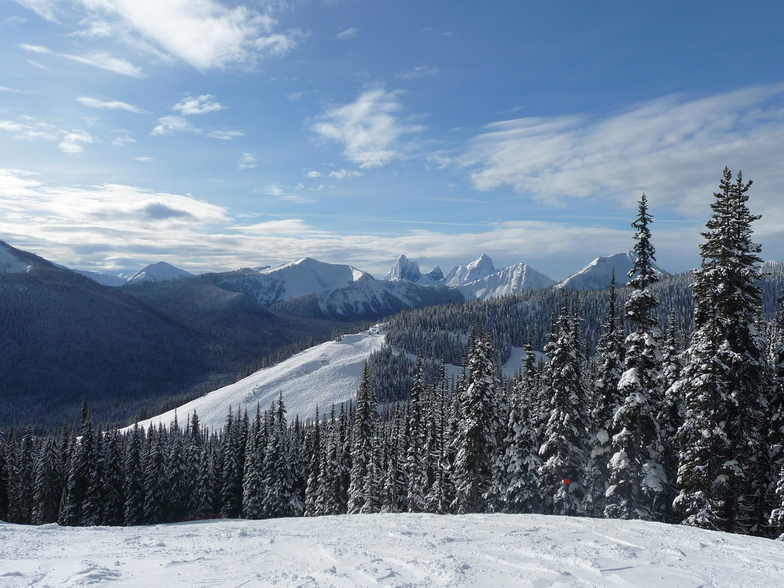 Manning Park Resort snow