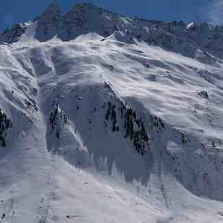 From Pitztaler Alm, Pitztal Glacier