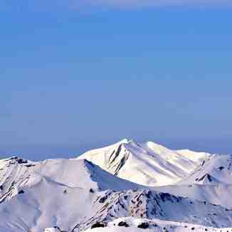 montagnes, Val Thorens