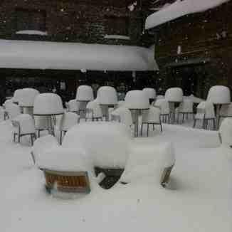 Nevada del invierno en SkiPallars - Port-Aine, Port-Ainé