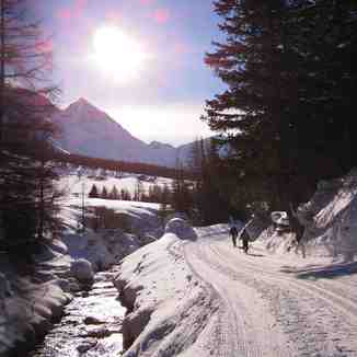 Cross Country Piste, La Fouly - Val Ferret