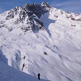 Mont Dolent, La Fouly - Val Ferret
