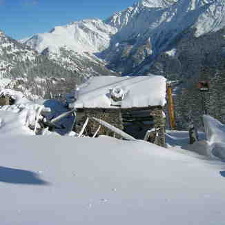 Courmayeur Backcountry