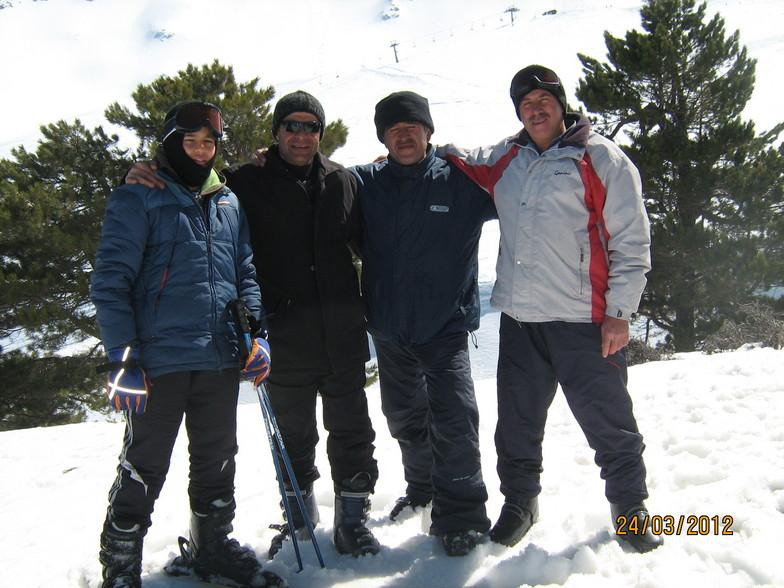 Davraz Kayakçilari