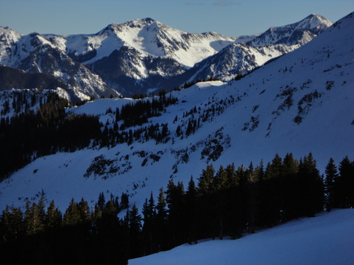Wolf Creek Ski Area Ski Resort by: Tom