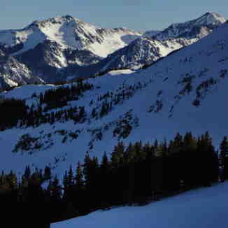 Wolf Creek, Wolf Creek Ski Area