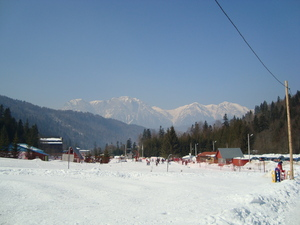 azuga lower slopes photo