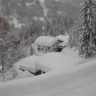 Snow Cover, St. Anton