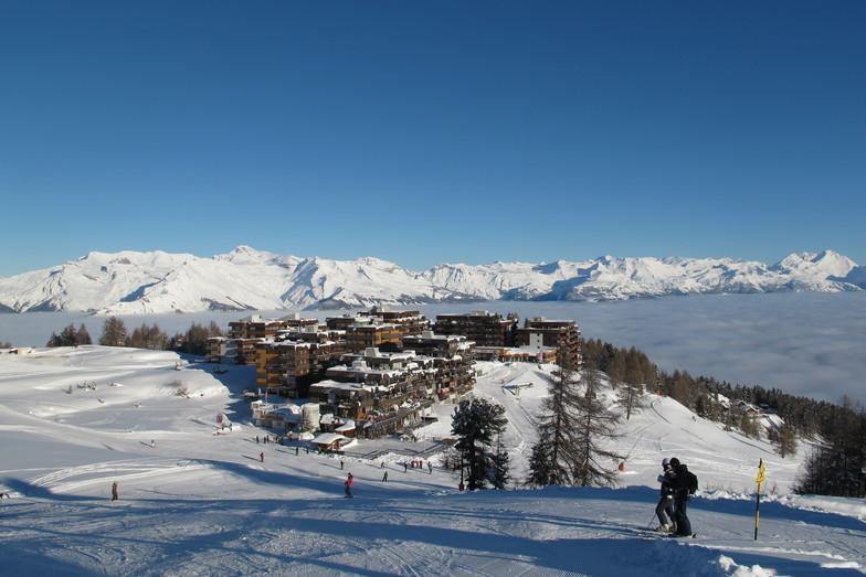 Thyon-Printze snow