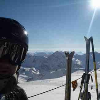 Stubia Glacier, Stubai Glacier