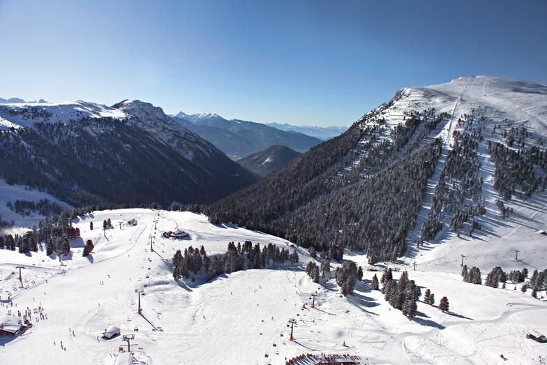 Obereggen - Ski Center Latemar, Nova Ponente/Obereggen